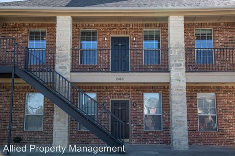 Photo of 2406 S University Parks Dr, Waco, TX 76706
