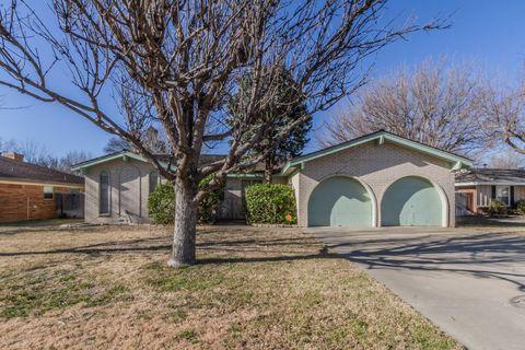 3410 Amherst Dr, Amarillo, TX 79109