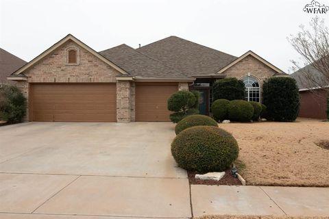 5417 Starwood Ave, Wichita Falls, TX 76310