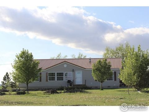 36105 County Road 66, Crook, CO 80726