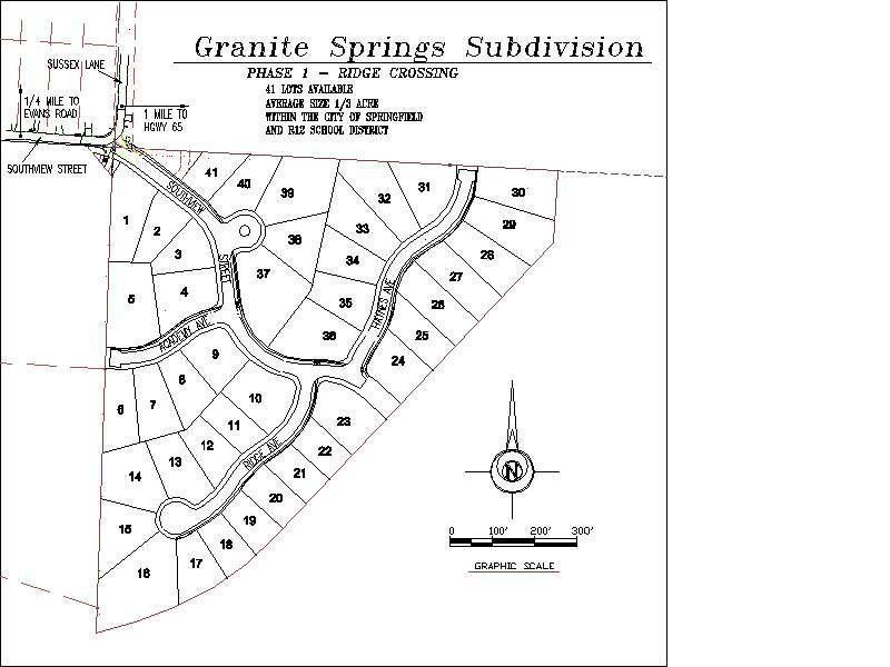 6333 S Ridge Crossing Ave Ozark Mo 65721 Land For Sale