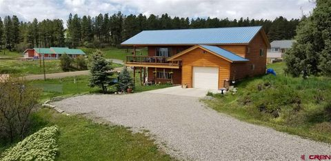 Photo of 105 Terrace Dr, Pagosa Springs, CO 81147