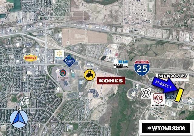 Mc Murry Business Park Lots 3 & 6, Casper, WY 82609