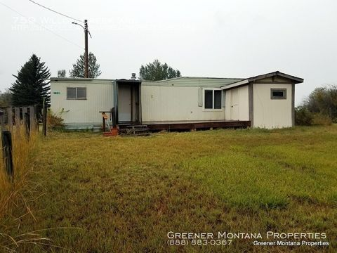 Photo of 759 Willow Creek Xrd, Corvallis, MT 59828
