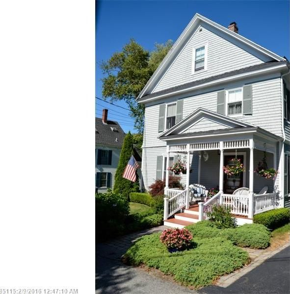 Kennebunkport Homes For Sale By Owner