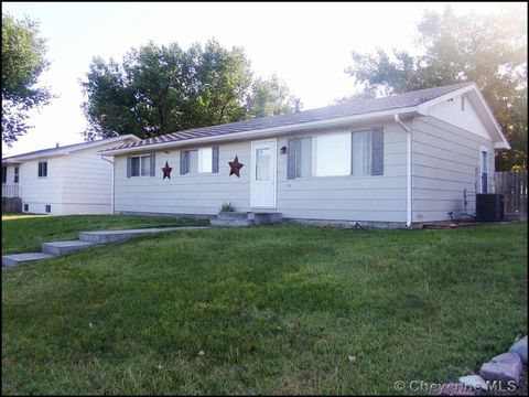 Photo of 525 Iowa Ave, Guernsey, WY 82214