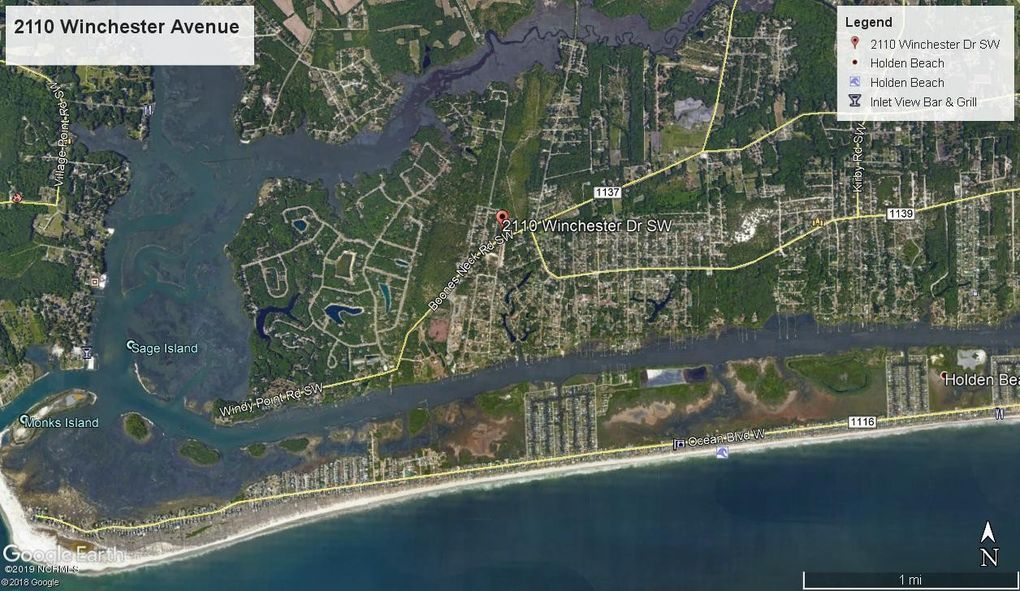 2110 Winchester Dr Sw, Supply, NC 28462