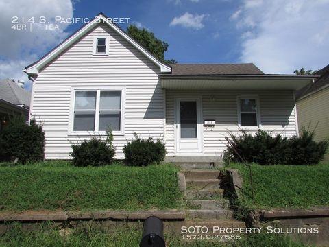 Photo of 214 S Pacific St, Cape Girardeau, MO 63703
