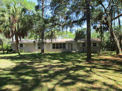 Dekle Beach Florida Real Estate
