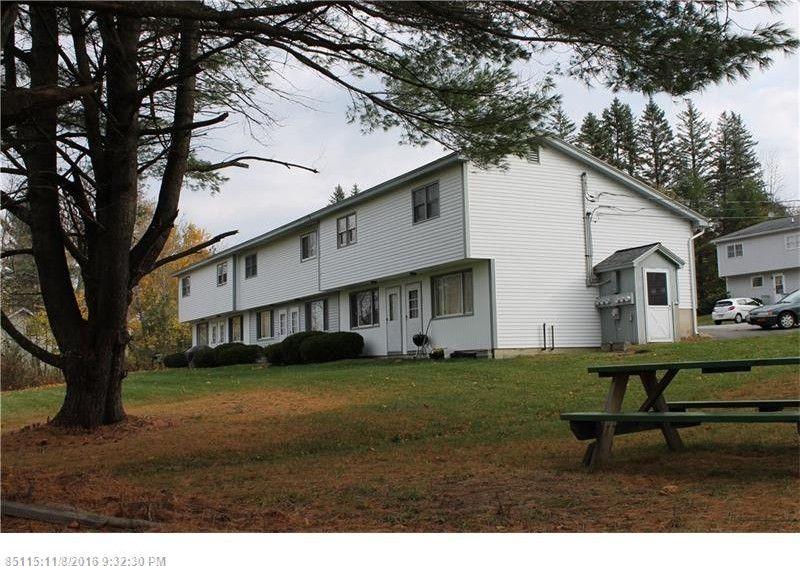 Winthrop Maine Property Tax