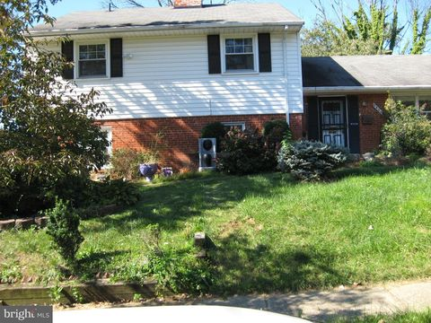 Photo of 5806 Nystrom St, New Carrollton, MD 20784