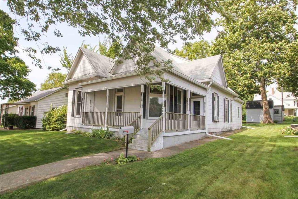 405 W Cooke St Mount Pulaski, IL 62548