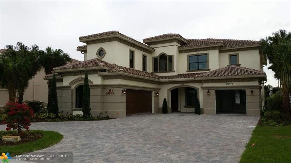 10312 Sweet Bay Mnr, Parkland, FL 33076