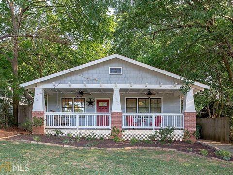 Photo of 1320 Arkwright Pl Sw, Atlanta, GA 30317