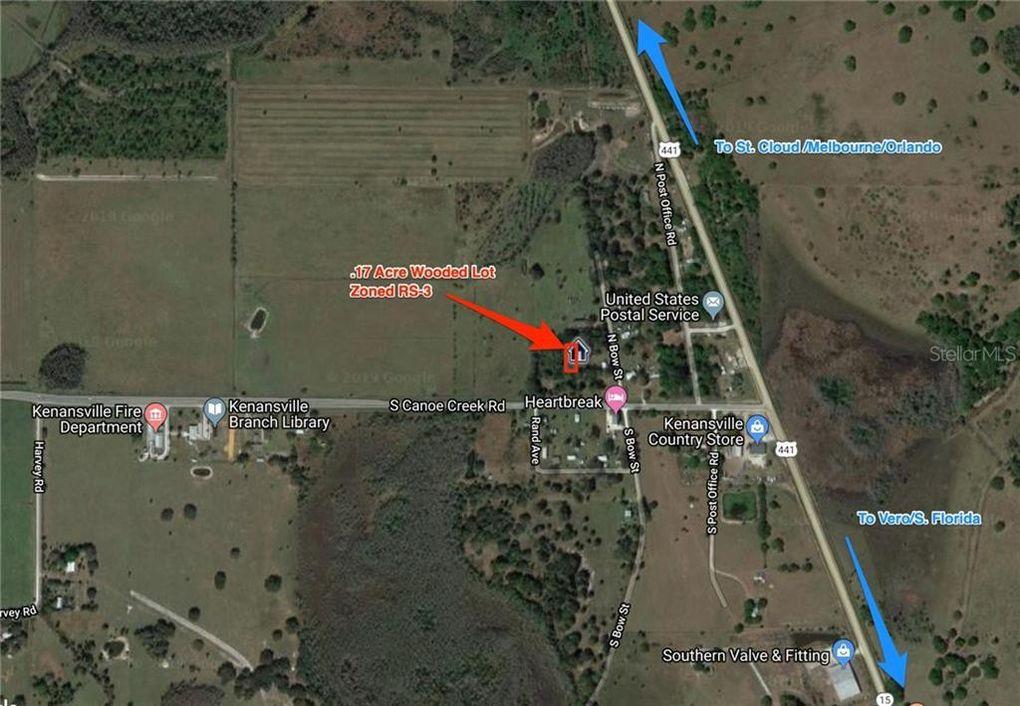 Kenansville Florida Map.Rutledge Ave Kenansville Fl 34739 Land For Sale And Real Estate