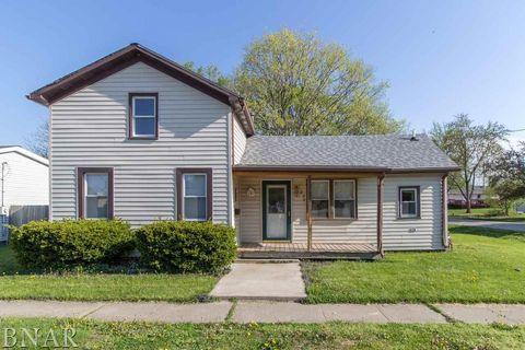 208 E Columbia St, Danvers, IL 61732