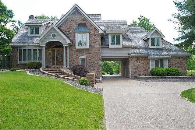 21 southbridge ln edwardsville il 62025 home for sale