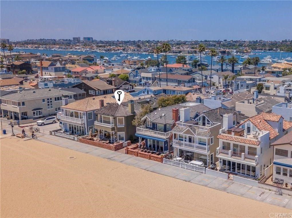 522 W Oceanfront Newport Beach Ca