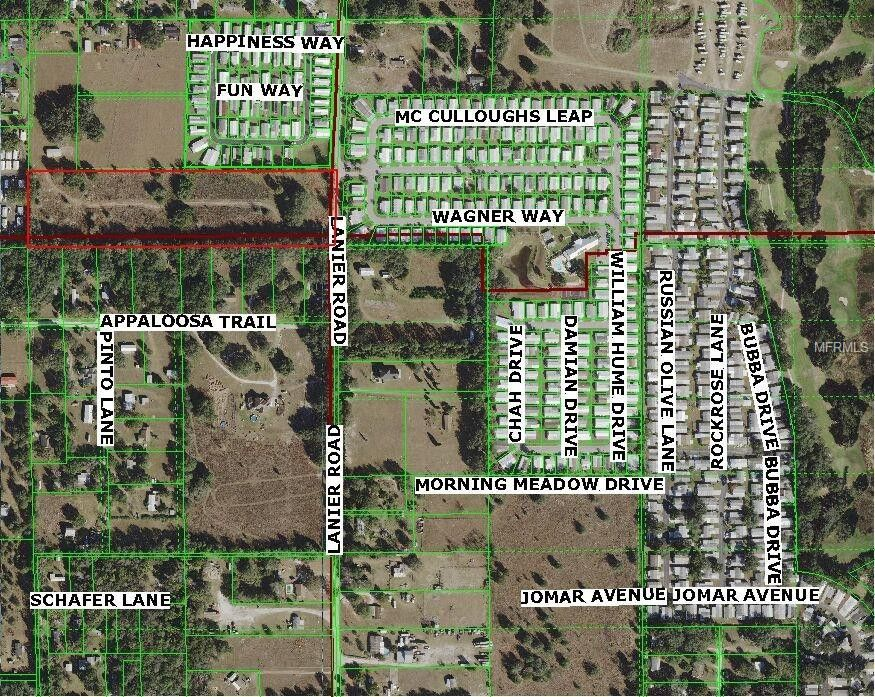 4015 Lanier Rd, Zephyrhills, FL 33541 on my map, uh map, oh map, daylight map, people map, no map,