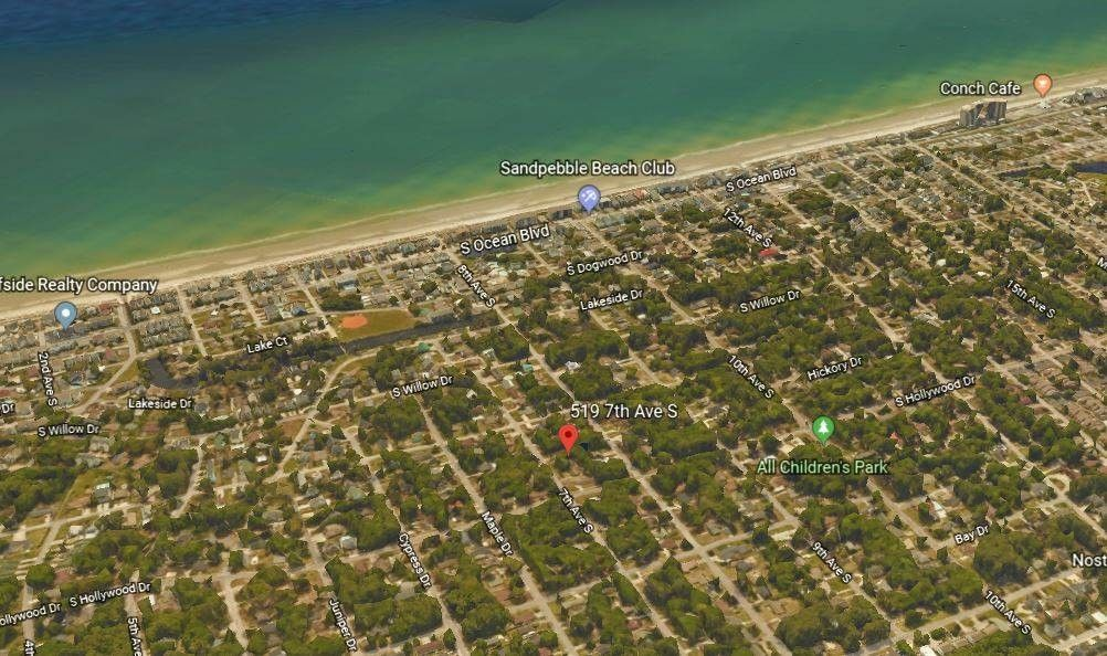 519 7th Ave S Surfside Beach Sc 29575