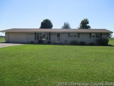 551 N 700 E Rd, Gibson City, IL 60936