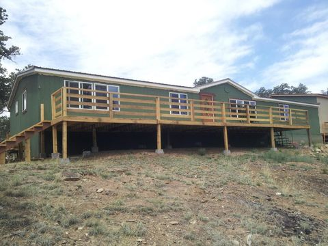 Photo of 301 Webb Ranch Rd, Pie Town, NM 87827