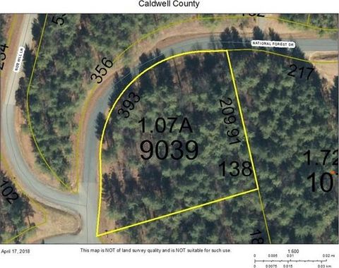 National Forest Dr Unit 138, Collettsville, NC 28611