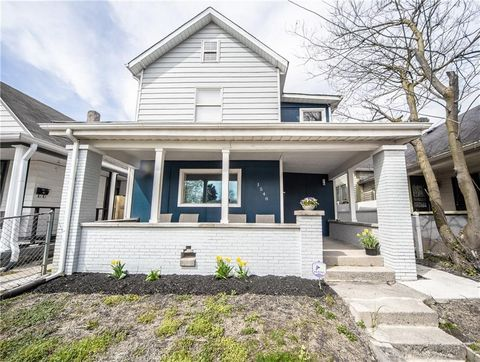 Photo of 1548 Lexington Ave, Indianapolis, IN 46203