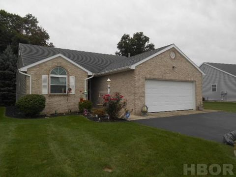 1149 Countryside Dr, Findlay, OH 45840