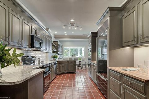 Gourmet Kitchen Homes for Sale in Winston Salem, NC ...