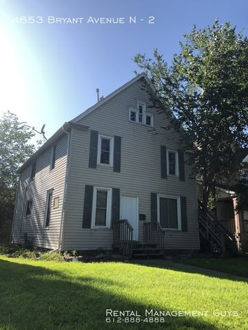 Photo of 4653 Bryant Ave N Unit 2, Minneapolis, MN 55412