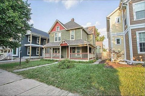 Photo of 2225 N Talbott St, Indianapolis, IN 46205