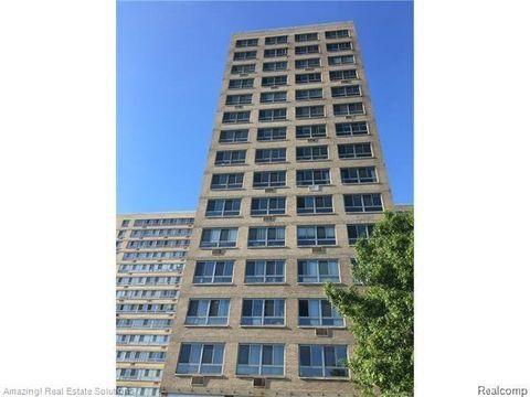 Photo of 8900 E Jefferson Ave Apt 610, Detroit, MI 48214