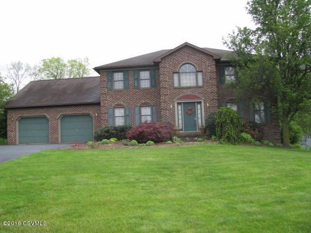Homes For Sale Around Lewisburg Pa