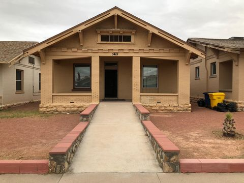 Photo of 3415 Montana Ave, El Paso, TX 79903