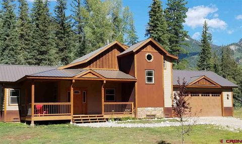 Photo of 99 Creek Bed Dr, Vallecito Lake Bayfield, CO 81122