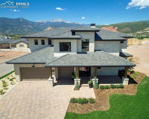 Sensational Colorado Springs Co New Homes For Sale Realtor Com Download Free Architecture Designs Ferenbritishbridgeorg
