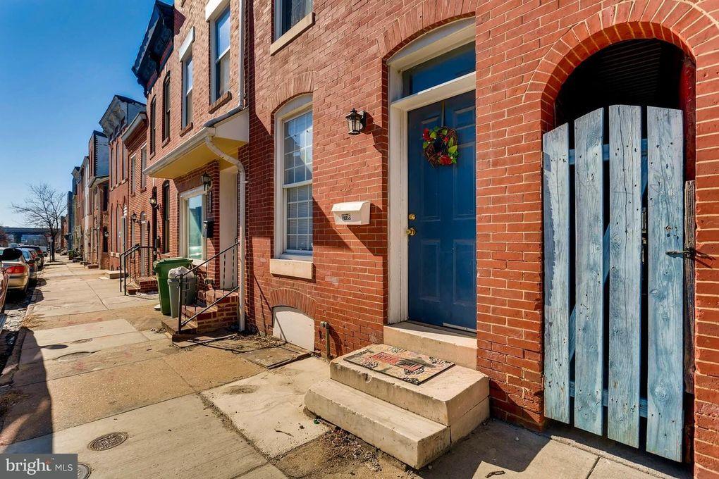 1716 Light St, Baltimore, MD 21230