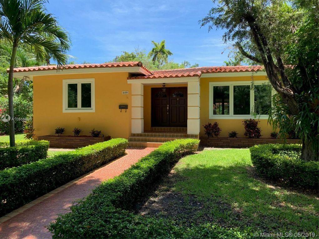 600 San Antonio Ave, Coral Gables, FL 33146