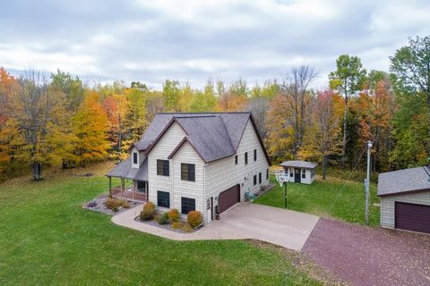 Photo of 7105 S County Road E, Hawthorne, WI 54842