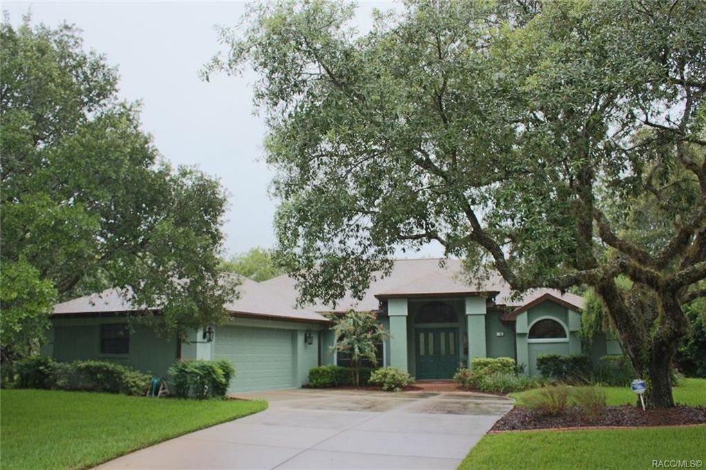 19 Black Willow Ct S Homosassa, FL 34446