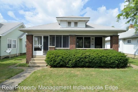 Photo of 4814 E 10th St, Indianapolis, IN 46201