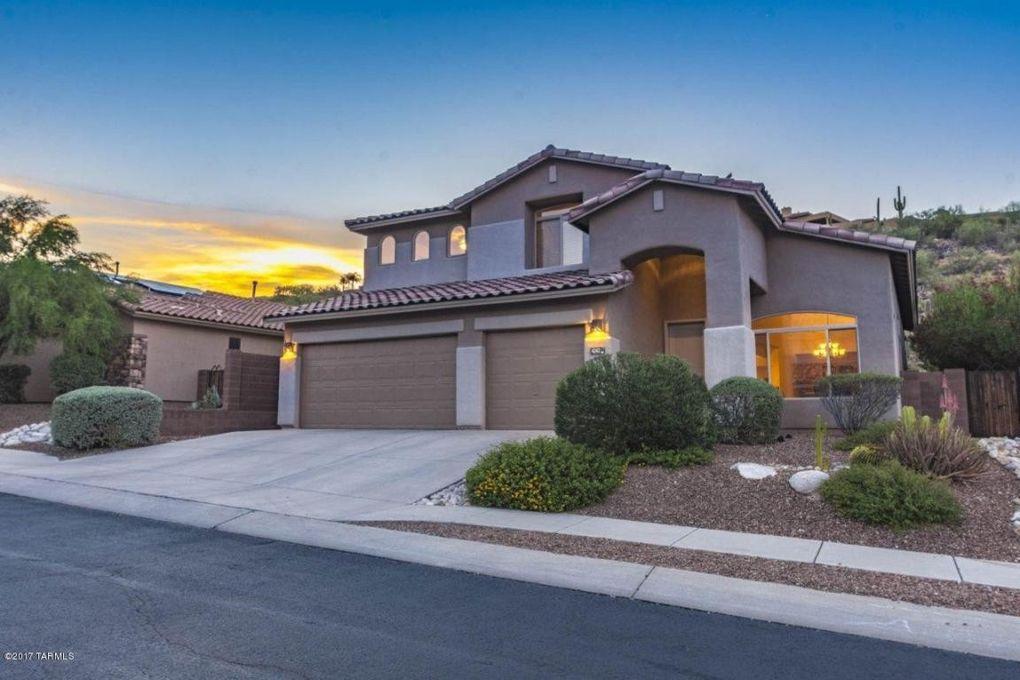 4242 N Sunset Cliff Dr, Tucson, AZ 85750