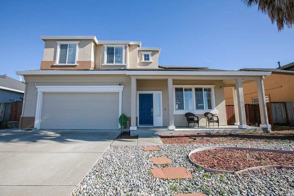 616 Meadow Bay Dr American Canyon, CA 94503