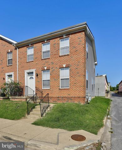 Photo of 648 W Hoffman St, Baltimore, MD 21201
