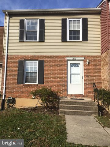 Photo of 1840 Dove Ct, Severn, MD 21144