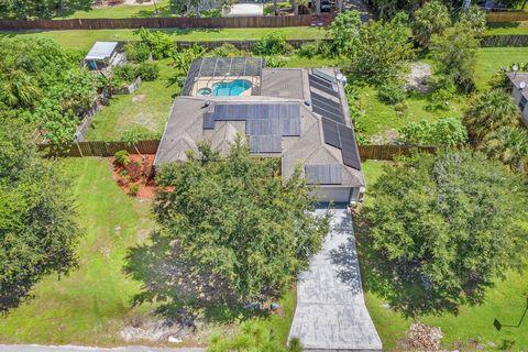 Enjoyable 583 Evergreen St Ne Palm Bay Fl 32907 Home Interior And Landscaping Dextoversignezvosmurscom