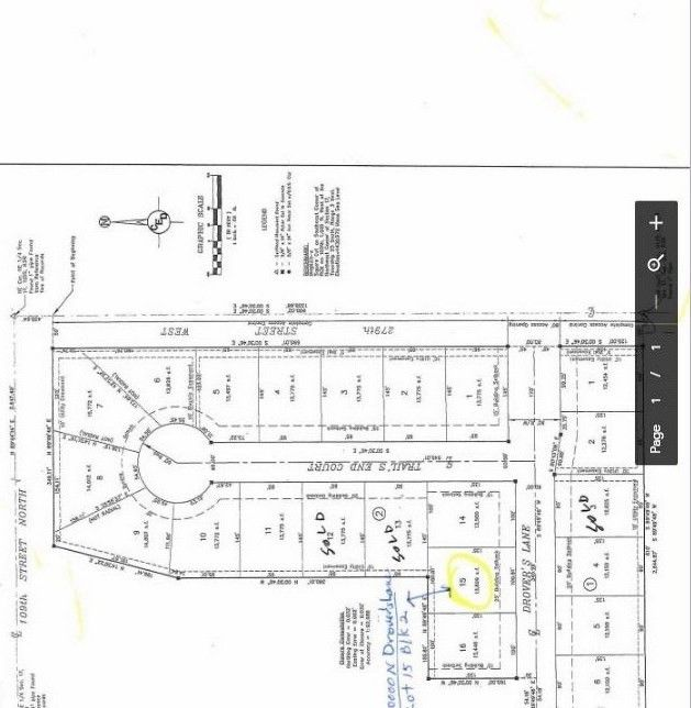 Blk 2 W Drovers Ln Unit Drovers 1st Add Xing Lot 15 Mount Hope, KS 67108