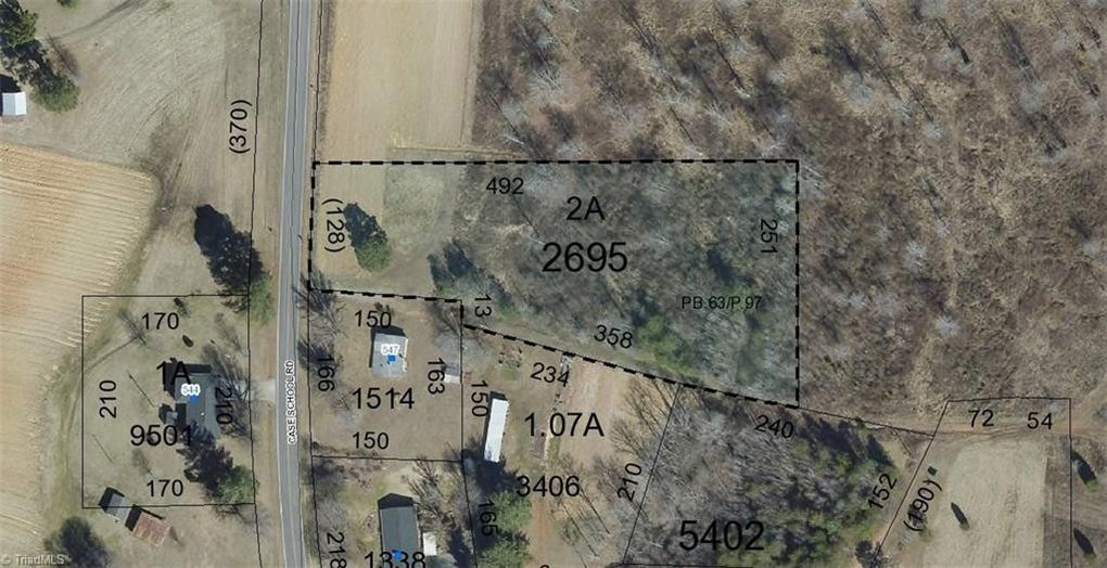2 Acres Case School Rd Madison Nc 27025 Land For Sale And Real