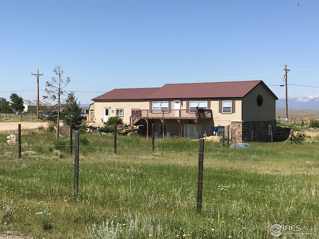 233 County Road 17A Walden, CO 80480